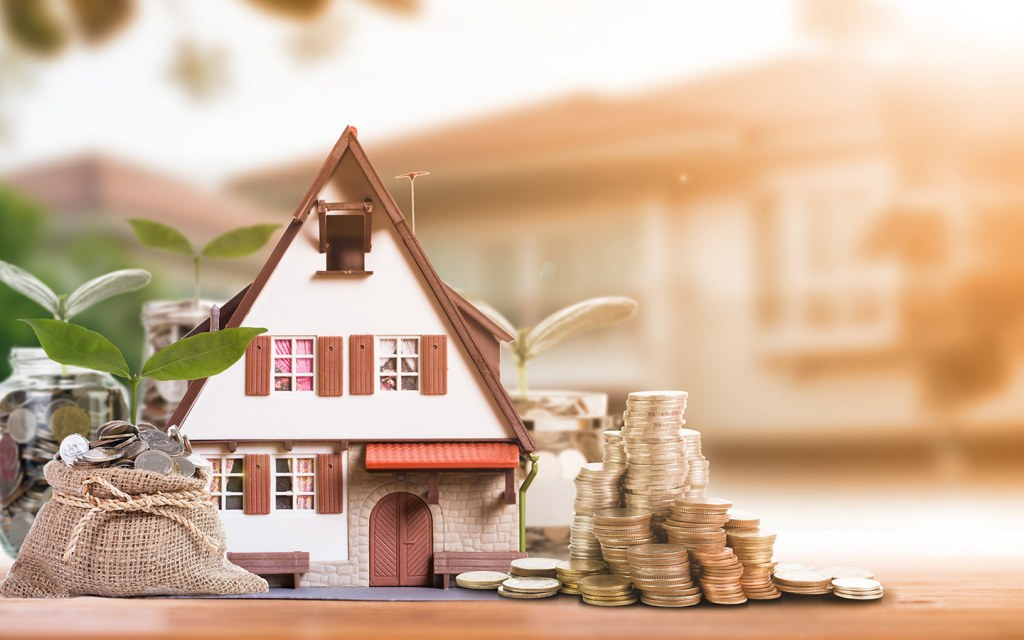Investing in your own home will give you peace of mind and security about where you live.