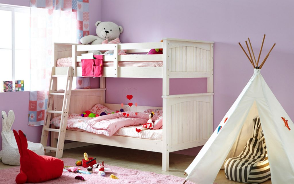 سرير طابقين