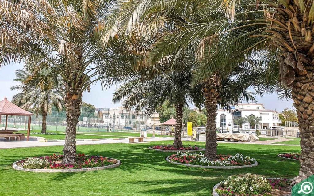 حديقة الفيحاء الشارقة
