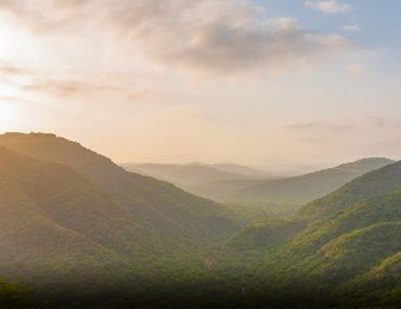 جمال الطبيعة في صلالة