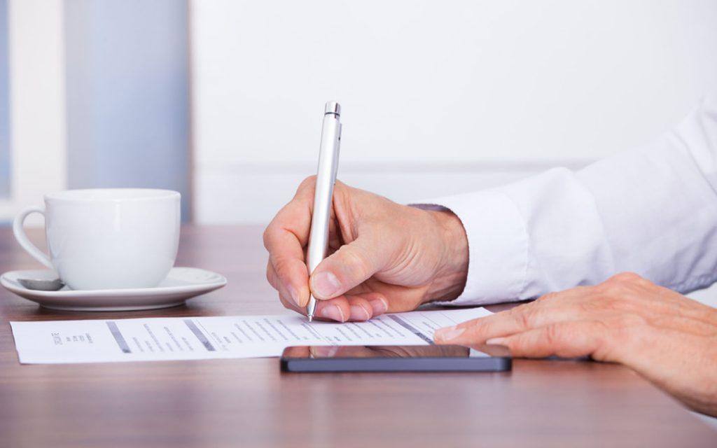 خطوات كتابة سيرة ذاتية بطريقة احترافية ومهنية للحصول على وظيفة الاحلام ماي بيوت