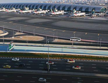 مطاعم مطار دبي