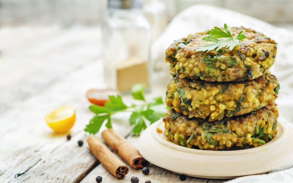 طعام للنباتيين