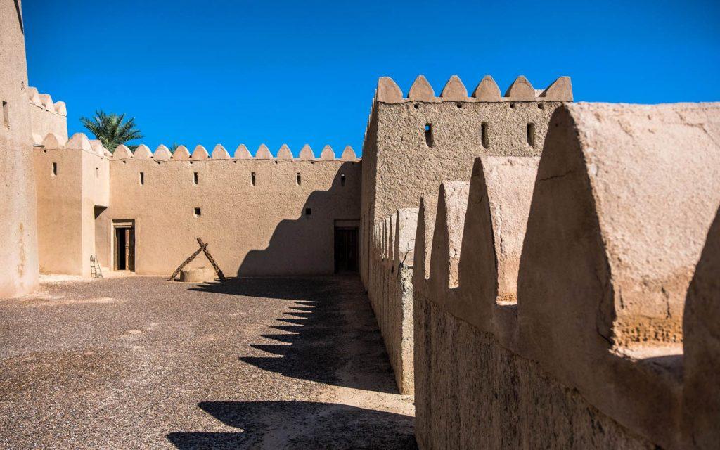 واحة الهيلي في الإمارات