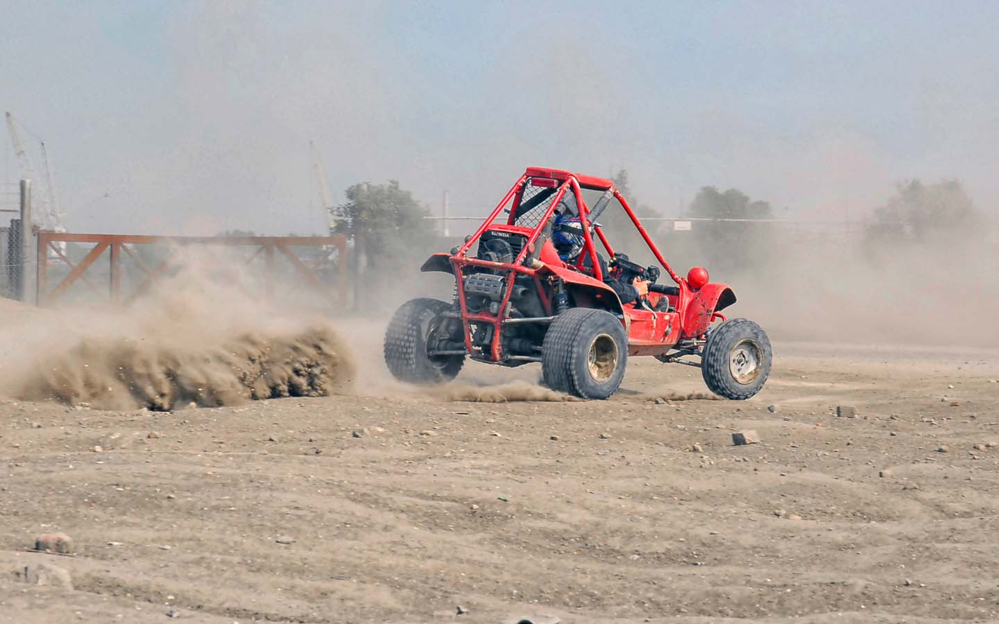 Experience the thrill of a dune buggy as one of the best motorsport activities in the UAE.