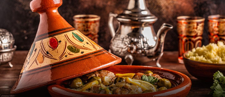 مطعم الضيافة المغربية ابوظبي