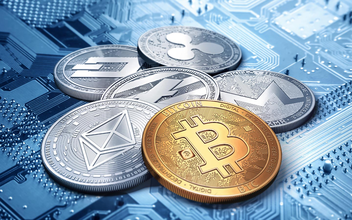 Cryptocurrency is being accepted in dubai