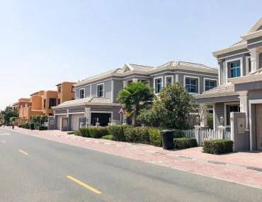 نمط المعيشة في دبي لاند