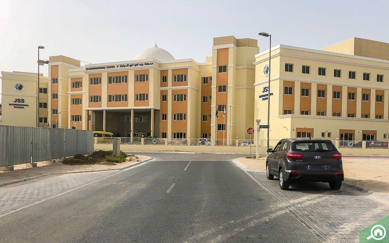 Schools in JVC