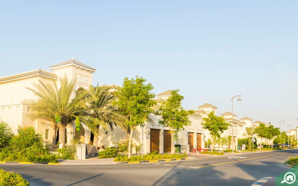 Villas in Reem, Dubai