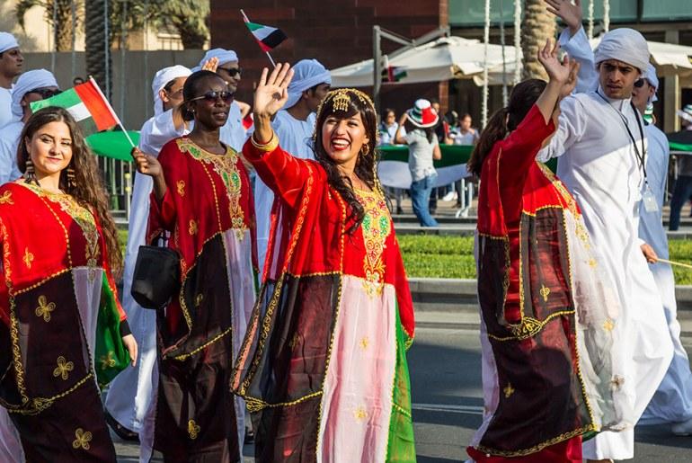 أهم احتفالات دبي بمناسبة اليوم الوطني الإماراتي 47