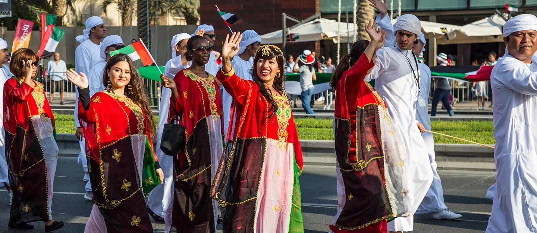اليوم الوطني الاماراتي 2019 تعر ف على احتفالات العيد الوطني الاماراتي 48 في دبي ماي بيوت