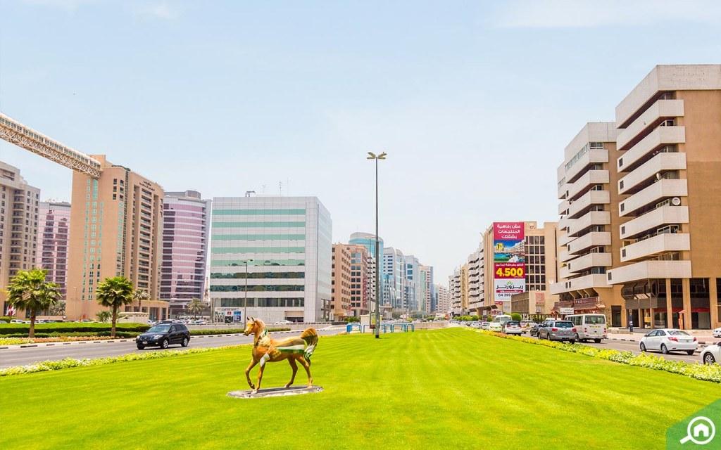 ديرة: نمط المعيشة في أقدم مركز تجاري في دبي