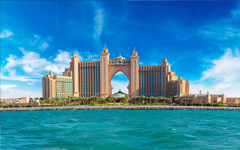 Watch the world cup in Atlantis Dubai