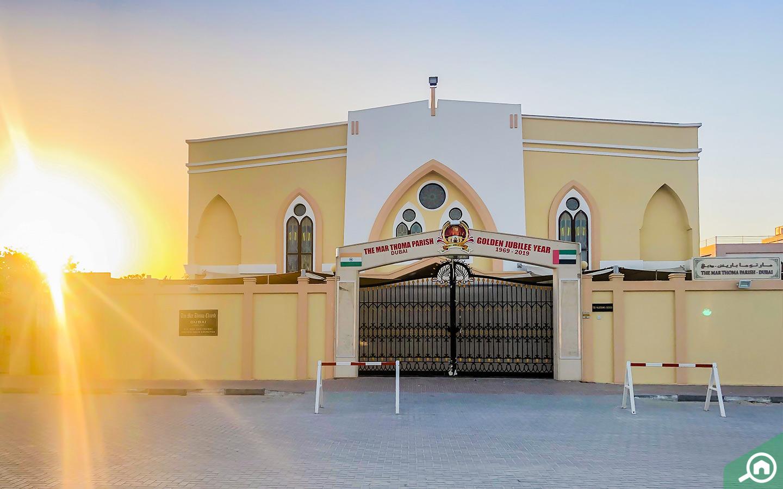 Dubai Mar Thoma Church