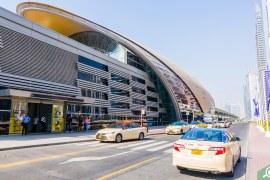 المناطق السكنية التي تضم محطات المترو في دبي