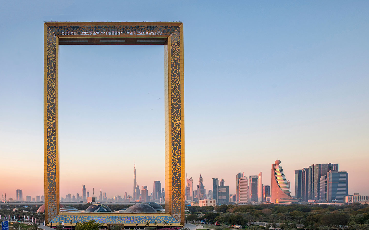 One of the most talked about places to visit in Dubai is the fantastic Dubai Frame.