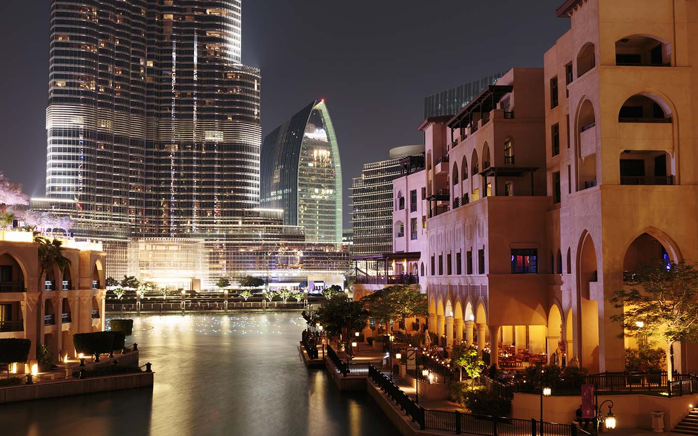 The Palace Downtown is one of the best hotels in Downtown Dubai