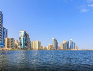 2 bedroom flats in Sharjah
