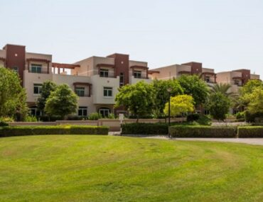 View of a 4-bedroom villa in Abu Dhabi