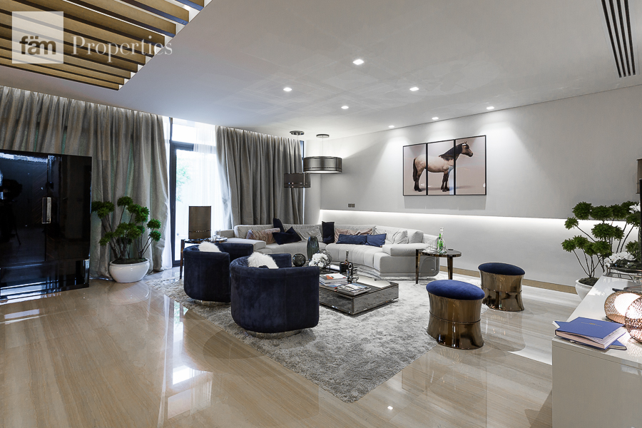 Fendi Styled Villa in DAMAC Hills