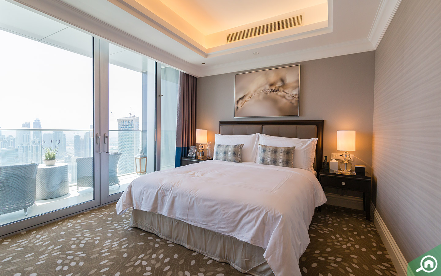 5-bedroom penthouse in Downtown Dubai