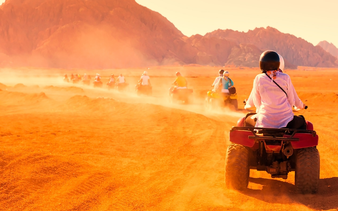 Biking is one of the favorite activities for many people who prefer to take part in safaris