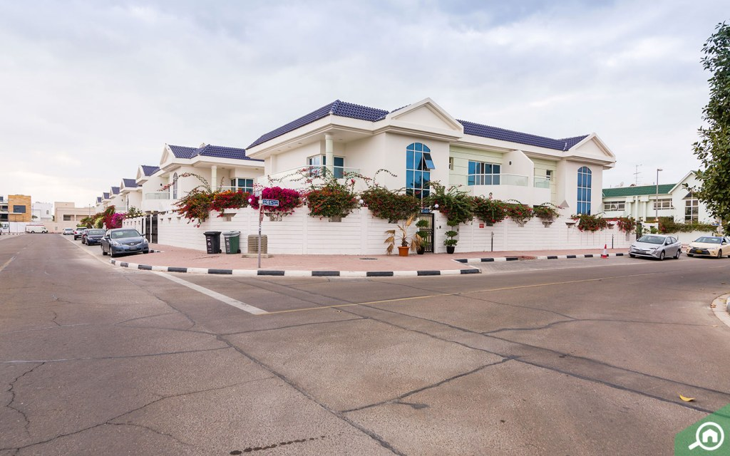 Jumeirah is a family-friendly community with easy access to the beach and schools