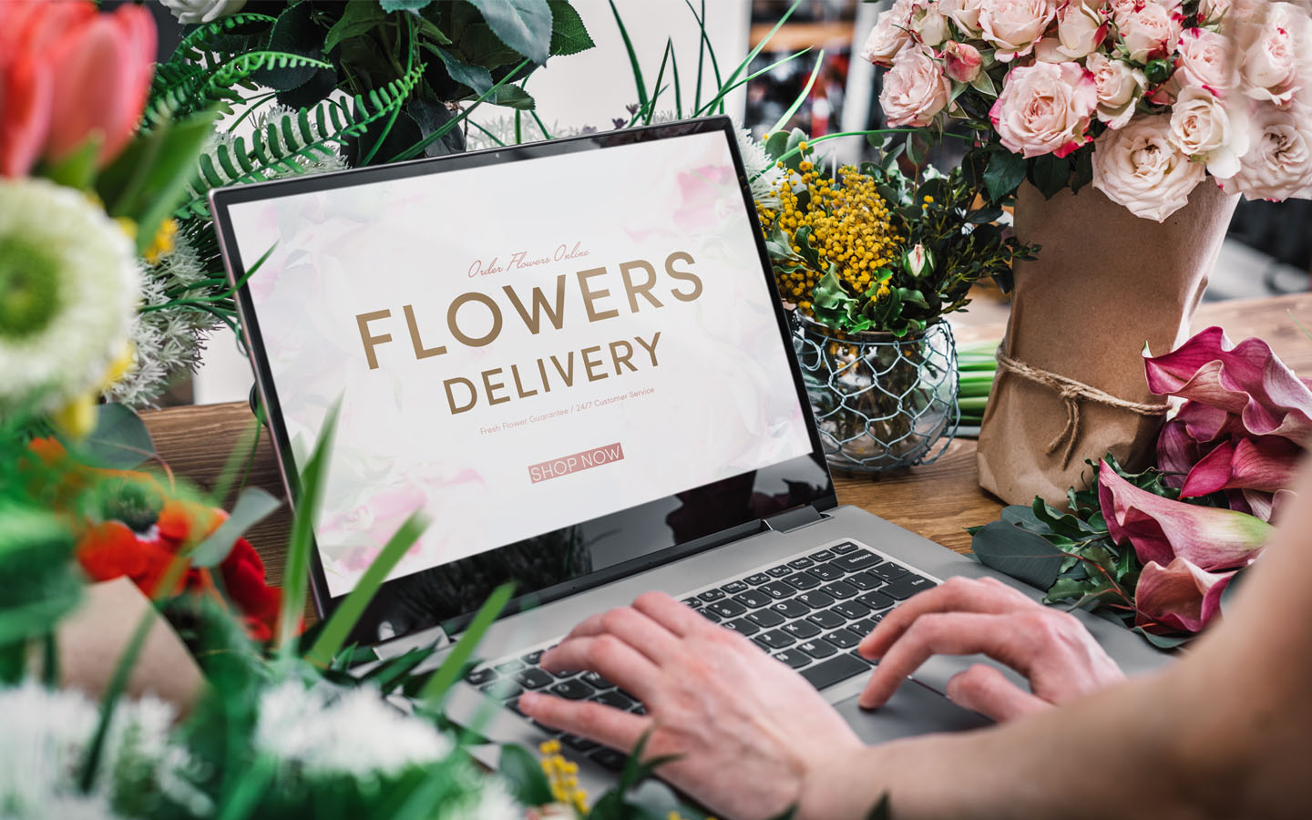 Online Flower Delivery In Dubai Mybayut