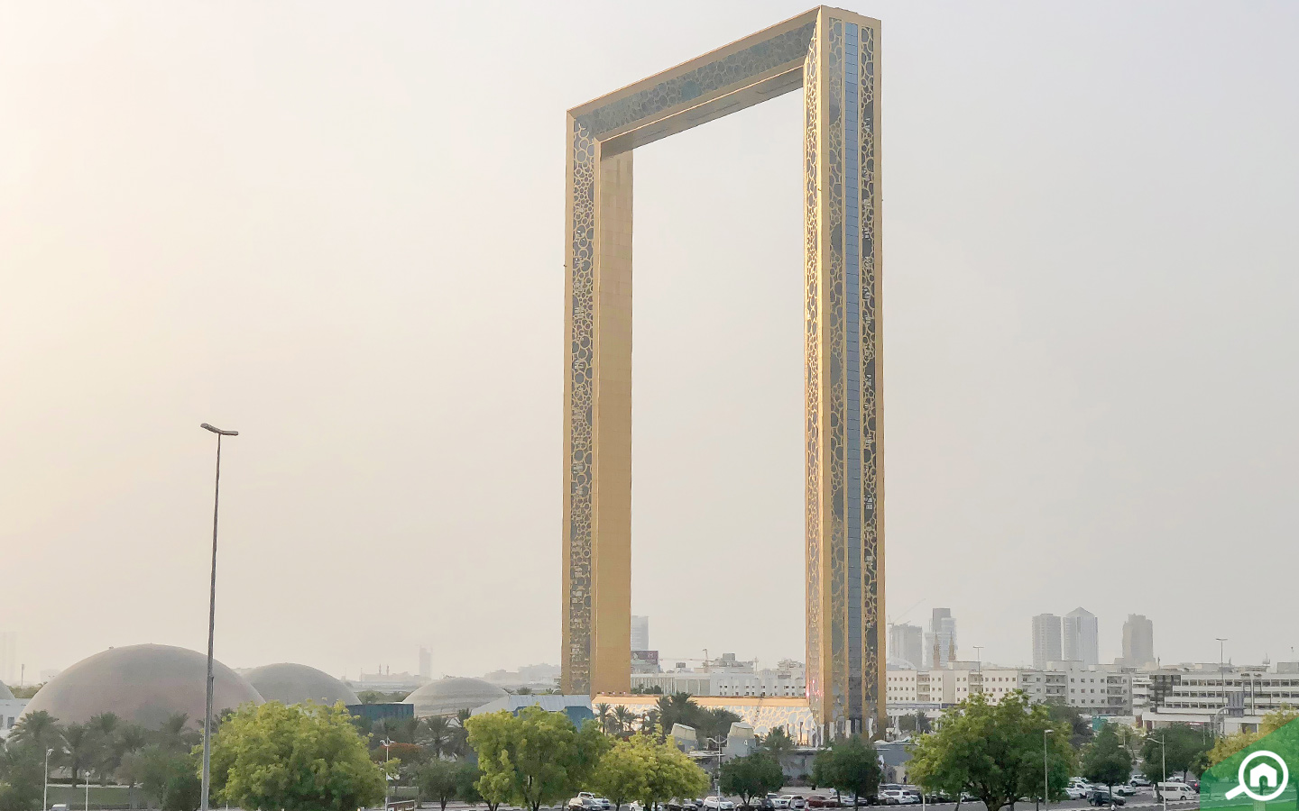 Index Tower Penthouse Living Room in Dubai