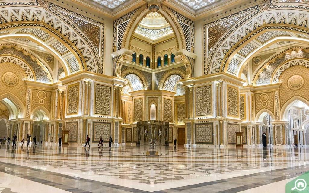 قصر الوطن أبوظبي