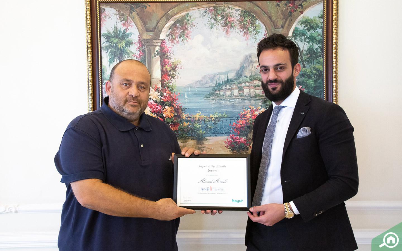 Ahmed Al Asouli - best real estate agents in Ajman