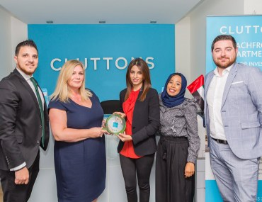 Culttons wins Bayut Agent and Agency of the month for March 2018