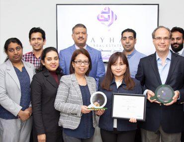 Members of Bayut and Al Rayhan Real Estate, real estate agency in Sharjah