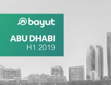 Cover image for H1 2019 market report on property prices in Abu Dhabi
