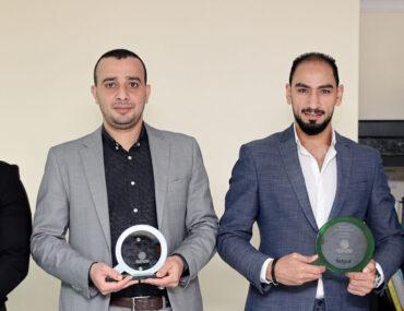 AOTM Sharjah winning team
