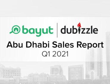 ABU DHABI SALES MARKET REPORT Q1 2021