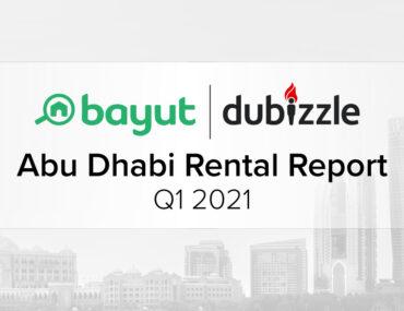 ABU DHABI RENTAL MARKET REPORT Q1 2021