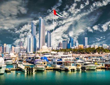 ميناء ابوظبي