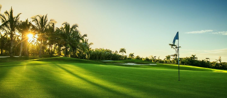 View of Abu Dhabi Golf Club