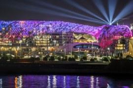 Abu Dhabi Grand Prix 2018 venue