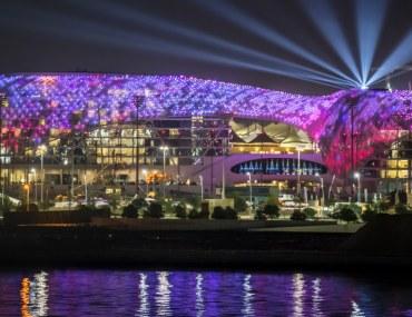 Abu Dhabi Grand Prix 2019 venue