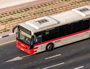 Abu Dhabi-RAK bus service