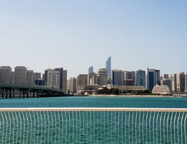 Abu Dhabi skyline - freehold areas in abu dhabi, united arab emirates