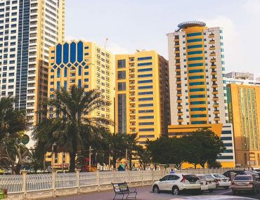 View of the Al Nahda Sharjah community
