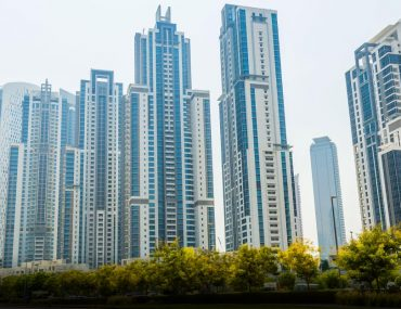 residential towers in Business Bay