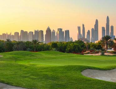 Address Montgomerie hotel golf view