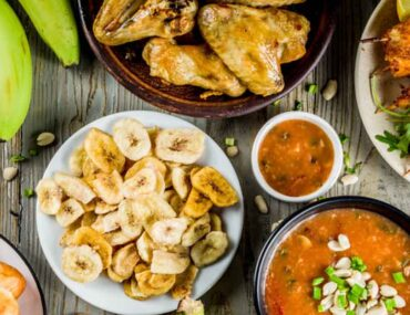 African food at the best African restaurants in Dubai