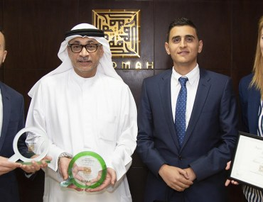 Khidmah LLC - Agency of the Month Abu Dhabi October 2018