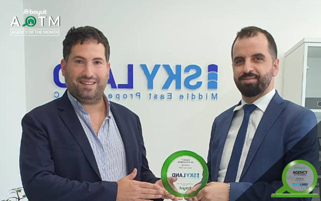 Mr Raed Hamze, Founder and Managing Partner at Sky Land Middle East Properties